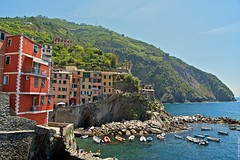 2016-07-04 at 14-07-54 (andreyshagin) Tags: riomaggiore italy architecture andrey shagin summer nikon d750 daylight trip travel town tradition beautiful