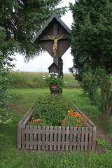 Bavarian Wayside cross (Uhlenhorst) Tags: 2016 germany deutschland bavaria bayern
