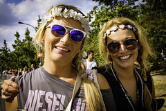 Viewfinder-13 (sven.vansantvliet) Tags: flowergirls bloemen bloemenmeisje flower flowers hair haar tomorrowland 2016 tomorrowland2016 boom schorre