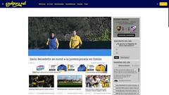 Solo Deportes - 850x100 - Desktop - Mayo/Junio - Argentina (FutbolSites) Tags: solodeportes 850x100 banner desktop argentina 2016 indumentaria boca azulyoronet