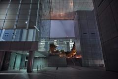 untitled (Noisy Paradise) Tags: tokyo shinjuku night longexposure building city urban japan sigmadp0quattro foveon