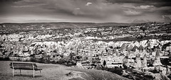 View over Goreme (tclemitson) Tags: turkey cappadocia goreme nevehir uhisarbelediyesi