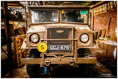 _MTA5624.jpg (Moyse911) Tags: auto usa truck army photo amazing factory fuji tank sam jeep image military picture camion american militaire fou insolite vieux armee oncle urbex amricain hangars xt1 ancetre onclesamurbexauto