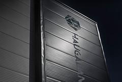 Haugalandsveggen, Haugesund, Norway (Sindre Ellingsen -sindreellingsen.com-) Tags: norway scandinavia europe recreation rogaland haugesund steel tata abhb akkitekter architects climbing hall sport