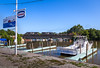 40's by the Har Bar (Brandon Townley) Tags: trains railroad boat vermilion river bridge summer sun sd402 sohio ns norfolksouthern ohio