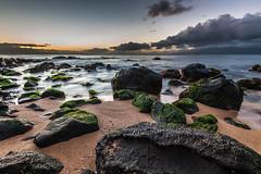 Sunset on Maui (Alberto Vanoli) Tags: rocksstones color beaches landscape island nature sunsetsunrise map photo skyclouds sea