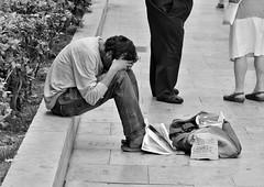 I am hungry (ignacio_deluis) Tags: begging street calle gente d750 af70210d crisis