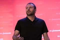 Amit Zoran has a Ph.D. from MIT, where he developed a number of smart tools that combine human craftsmanship with machine accuracy (ttivanguard) Tags: usa ny brooklynnewyork ttivanguard eventphotographernewyork jeffreyholmesphotography newyorkcorporatephotographer thenewknow autonomyconference