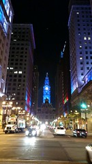 City Hall at night DNC 2016 (Philadelphia 2016 Host Committee) Tags: city hall philadelphia philly night lights dnc 2016