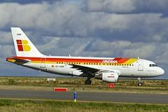 Airbus A319 ~ EC-HGR Iberia (Aero.passion DBC-1) Tags: spotting aircraft aviation avion plane dbc1 aeropassion cdg roissy airbus a319 ~ echgr iberia