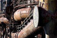 Silent Corrosion (95wombat) Tags: bethlehem steel pennsylvania industrial heritage landmark massive honkin epic gigundo
