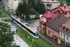 IMG_5052_jnowak64 (jnowak64) Tags: poland polska malopolska cracow krakow krakoff bronowice architektura komunikacja tramwaj aura lato mik mpk sdm