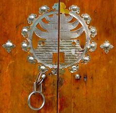 SEOUL BUKCHON HANOK VILLAGE DOOR (patrick555666751) Tags: seoul bukchon hanok village door porta porte puerta asie asia east south korea coree du sud seoulbukchonhanokvillagedoor