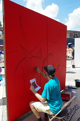 20160827PENTAX K-50-002 (ramseybuckeye) Tags: urban scrawl franklinton columbus ohio art artists pentax life paint canvas mural murals gallery 2016 august 27