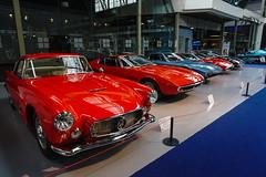 Maserati Family (UnsignedZero) Tags: autoworldbrussels belgium brussels car in indoor indoors inside item object vehicles