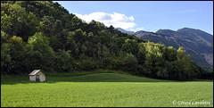 Dans la valle. (grard lavalette) Tags: montagne isre prairie valle cabanne fort panorama grardlavalettephotographeparis maison vercors valley mount