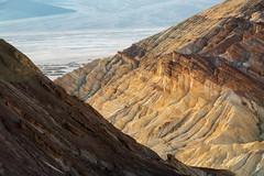 Golden Entrance (Kirk Lougheed) Tags: california deathvalley deathvalleynationalpark goldencanyon usa unitedstates afternoon canyon landscape nationalpark outdoor
