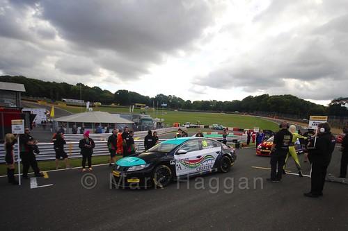 Mark Howard during the BTCC Brands Hatch Finale Weekend October 2016
