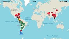 """Punta Arenas: nous sommes arrivés au bout du monde à gauche ;) <a style=""""margin-left:10px; font-size:0.8em;"""" href=""""http://www.flickr.com/photos/127723101@N04/29654773183/"""" target=""""_blank"""">@flickr</a>"""