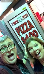 NYCC 2016 09 2Bros Pizza (Cosmic Times) Tags: nycc nycc2016 cosmic times martin pierro heidi hess 2bros pizza