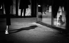 study of the legs (Zlatko Vickovic) Tags: streetstreetphoto streetphotography streetphotographybw streetbw streetphotobw blackandwhite monochrome zlatkovickovic zlatkovickovicphotography novisad serbia vojvodina srbija
