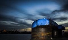 HH_Hafen (DeejayHH) Tags: hamburg hafen himmel abend stimmung