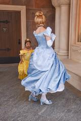 Princess Cinderella (EverythingDisney) Tags: cinderella princess princesscinderella disney disneyland shanghai shanghaidisneyland twirl