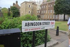 Abingdon Street (busdude) Tags: abingdonstreetsw1 cityofwestminster england