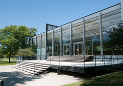 IIT Late Summer 2016 (faasdant) Tags: crown hall 195056 mies van der rohe architect modern modernism minimalism iit chicago illinois institute technology school college