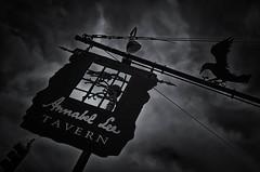 """The Tavern"" (23 Photography by Sharon Farrell) Tags: poe edgarallanpoe annabellee annabelleetavern baltimoremaryland poetry"