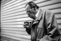 Heading home... (Mustafa Selcuk) Tags: bw bnw blackandwhite siyahbeyaz monochrome monochromatic streetphotography streetphotographer 16mm eminonu fujifilm istanbul street turkey turkiye xpro2