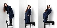 (Elektra Taku) Tags: girl photoshoot blogger brunette brunettes collage old polishgirl girls redlips electrataku
