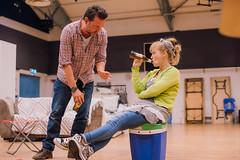 JUMPY by April De Angelis // Rehearsals / Season 2016-17 (lyceumtheatre) Tags: jumpyrehearsals lyceum lyceumtheatre royallyceumtheatre pauline knowles molly vevers richardconlon cora bissett scotland edinburgh theatre arts creative rehearsal