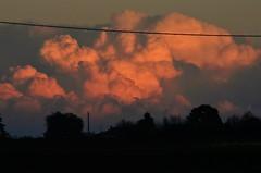 sky (ecordaphoto) Tags: cloud nubi nikon sky d5100 dx nature light sunset naturaleza
