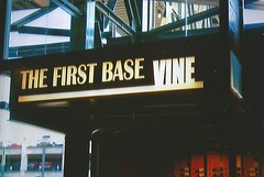 First Base Vine (trainphotoz) Tags: firstbasevine seattlemariners safecofield seattle