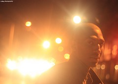 Into the night. (V-Way - Mr. J Photography) Tags: 600d canon city dc park parkshoot nw rebelt3i portraits states eastcoast model nightshot 50mm bokeh streetlights