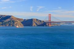 Under the Bridge (Chris J Russell) Tags: landmark bridge goldengatebridge goldengate sanfrancisco california unitedstates us