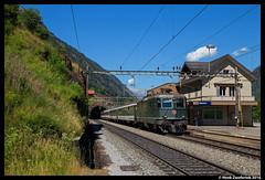 SBB 11161, Wassen 20-07-2016 (Henk Zwoferink) Tags: wassen uri zwitserland sbb 11161 gotthard nord henk zwoferink re44 44 ir