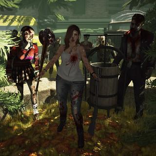{Blog 93} Zombie Apocalypse
