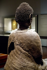 (Yunhyok Choi) Tags: smcpentaxfamacro50mmf28 korea pentax pentaxk3 artifact buddah buddhism iron museum statue   kr