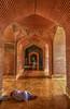 Shahjahani Mosque (Sikander Sarwari) Tags: pakistan sindh thatha shahjahanimosque sikandersarwari