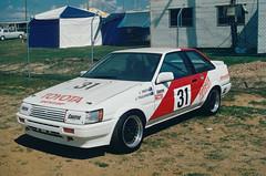 Toyota Corolla Smith & Faulkner (jeremyg3030) Tags: cars group smith toyota 1991 faulkner bathurst 1000 tooheys corolla a
