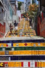 Rio de Janeiro, Escadaria Selarón