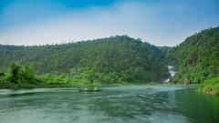 খড়স্রোতা পিয়াইন নদী ও বপহিল ঝর্ণা (Tarek_Mahmud) Tags: india water river hill falls sylhet bangladesh bop peian pantomai
