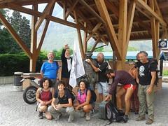 Da Verrès a Pontey (Val d'Aosta)