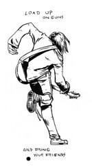 Kurt Cobain B&W (altsam) Tags: musician music art rock illustration punk nirvana drawing grunge fanart kurtcobain alternativerock