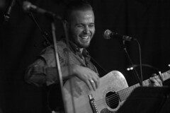 Matt Hornell (Zach Bonnell) Tags: stjohns newfoundland canada canoneos60d canon135mmf2l livemusic theship downtown blackandwhite canonef135mmf2lusm