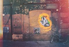 let sing the street (TIBBA69) Tags: street old city urban streetart bicycle canon vintage strada colours colori bicicletta rtero andreatiberini letsingthestreet