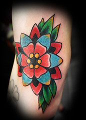 trad flower