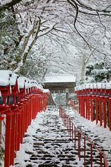 DSC07353 (MrSUIZOU) Tags: snow kyoto